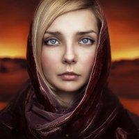 desert love :: Maksim Serikow