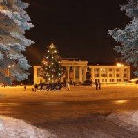 Новогодняя елка :: Нина Костина