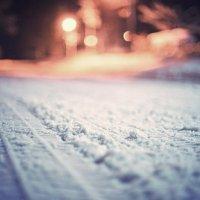 Зимняя дорога :: Ксюшка Гарань