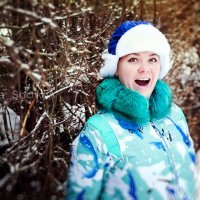 позитив на Новый год! :: Александра Синичкина