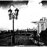 На Патриаршем мосту :: Валерий Оболенский