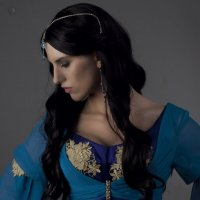 Morgana l Моргана :: Golden T-light Show