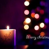рождественская открытка)) :: Ольга Ушакова