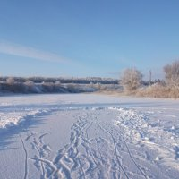 Зимние дорожки :: Дмитрий Агафонов
