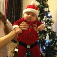 К нам Санта Клаус пришел...... :: Игорь Полищук