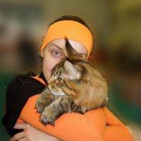 Кошки - это цветы жизни ! :: Игорь Абрамов