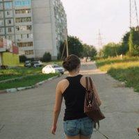 Девушка загадка... :: Sergey Popoff