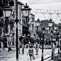 На бульваре :: Владимир Ноздрачев