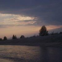 лиловые берега_) :: Полина Бавкунова