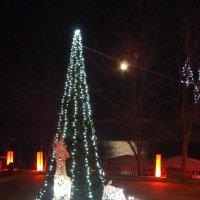 Новогодняя лунная дорожка :: AV Odessa