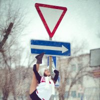 Уступи дорогу :: Валерий Худушин