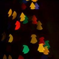 Новогодние огни :: Дмитрий Литвинчук