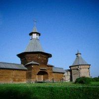 Строение в Коломенском :: Станислав Ковалев