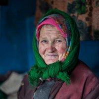 Баба Поля :: Evgeny Kornienko