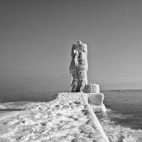 Зима на брекватере :: Вахтанг Хантадзе