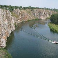 Исетский каньон :: Сергей Комков