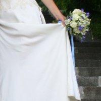 Платье невесты и букет :: Ekaterina Shchurina