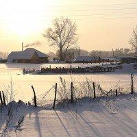 Утро в деревне :: Олеся Селиванова