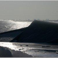 Чёрный лёд :: Андрей Lyz
