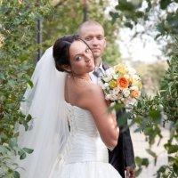 Невеста с женихом :: Сергей Горбенко