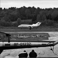 Посадка - контроль :: Дмитрий Рудаков
