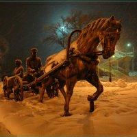 Памятник первостроителям г. Биробиджана. :: Валентин Репин