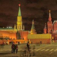 Красная площадь :: Андрей Кравец