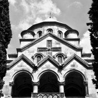 церковь :: Nika Kuzmachevskaya