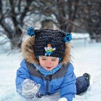 Так вот ты какой снег :: Юлия Makarova