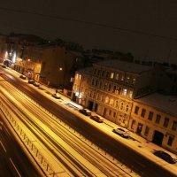 Ночной Петербург :: Алёна Маненкова