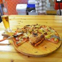 итальянская пицца :: Виктор Медведев