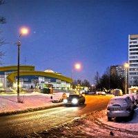 ночной город :: Дмитрий Симонов