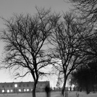 призрак :: Наталья Мунцева