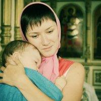 Как божья матерь) :: Вероника Егорова