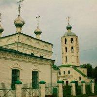 Церковь :: Вероника Егорова