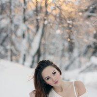 Зима :: Полина Кузнецова