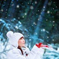 Снежный день :: Elena Ryo