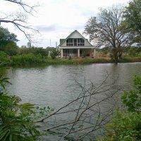 Дом у озера :: Лада Замараева