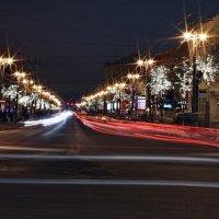 Ночной Владимир :: Владислава Чернышева