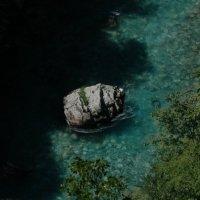 Каменная шишка :: Алексей Деменев