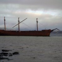 старое судно :: inna mac