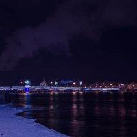 Благовещенский мост :: Пётр Леонтьев