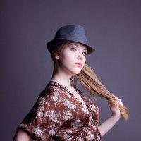Характер фетровой шляпы :: Александра Солдаткина (Глэйд)