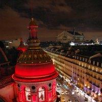 С крыши универмага Printemps (Париж) :: Марина Витушкина