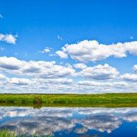 Облака в воде :: Иван Носов