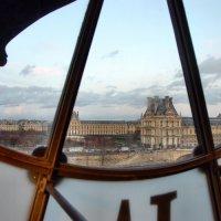 Из окна музея Орсе :: Марина Витушкина