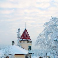 Ежовая гора/Орлиное гнездо :: Алиса Ольховская
