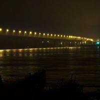 Мост через Волгу :: Александр Алексеенко