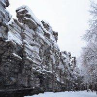 Стенка на стенку. :: Сергей Угренев