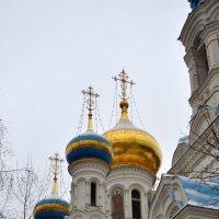 Церковь Святых первоверховных апостолов Петра и Павла :: человечик prikolist